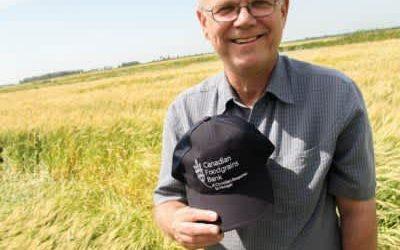Interview with Jim Cornelius – Canadian Foodgrains Bank