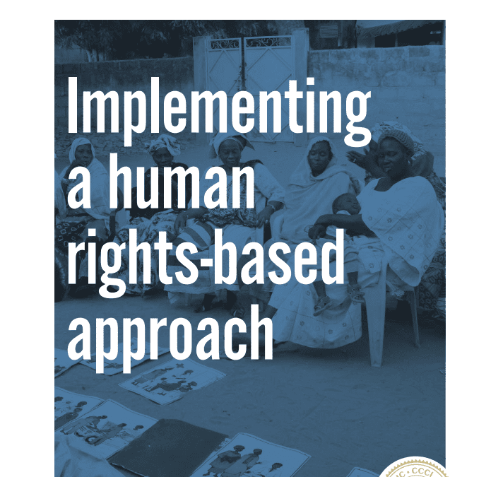 Training Manual – Implementing a Human Rights -Based Approach (CCIC and Equitas)
