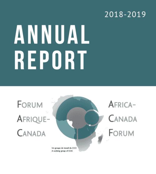 ACF Annual Report 2018-2019