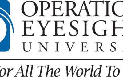 New CCIC Member: Operation Eyesight Universal
