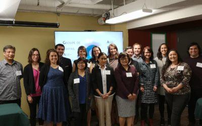 Les membres du Groupe de travail Asie-Pacifique nouent des liens plus étroits lors de leur réunion annuelle 2019
