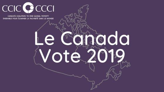 Déclaration aux médias: le CCCI félicite le Parti libéral du Canada pour sa victoire aux élections fédérales 2019