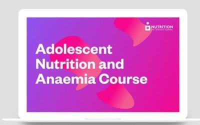 Combler les lacunes en matière d'égalité des genres et d'éducation nutritionnelle des adolescentes et adolescents