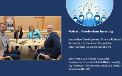 Podcast: Gender-Lens Investing