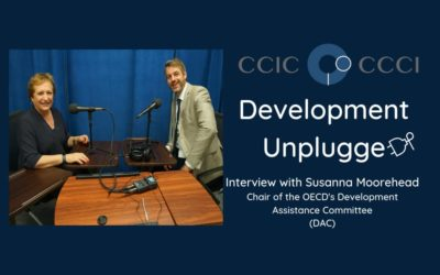 Podcast: Susanna Moorehead, Chair of the OECD's Development Assistance Committee (DAC)