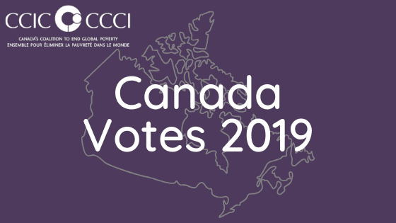 Media Statement: CCIC Congratulates the Liberal Party of Canada for Winning the 2019 Federal Election