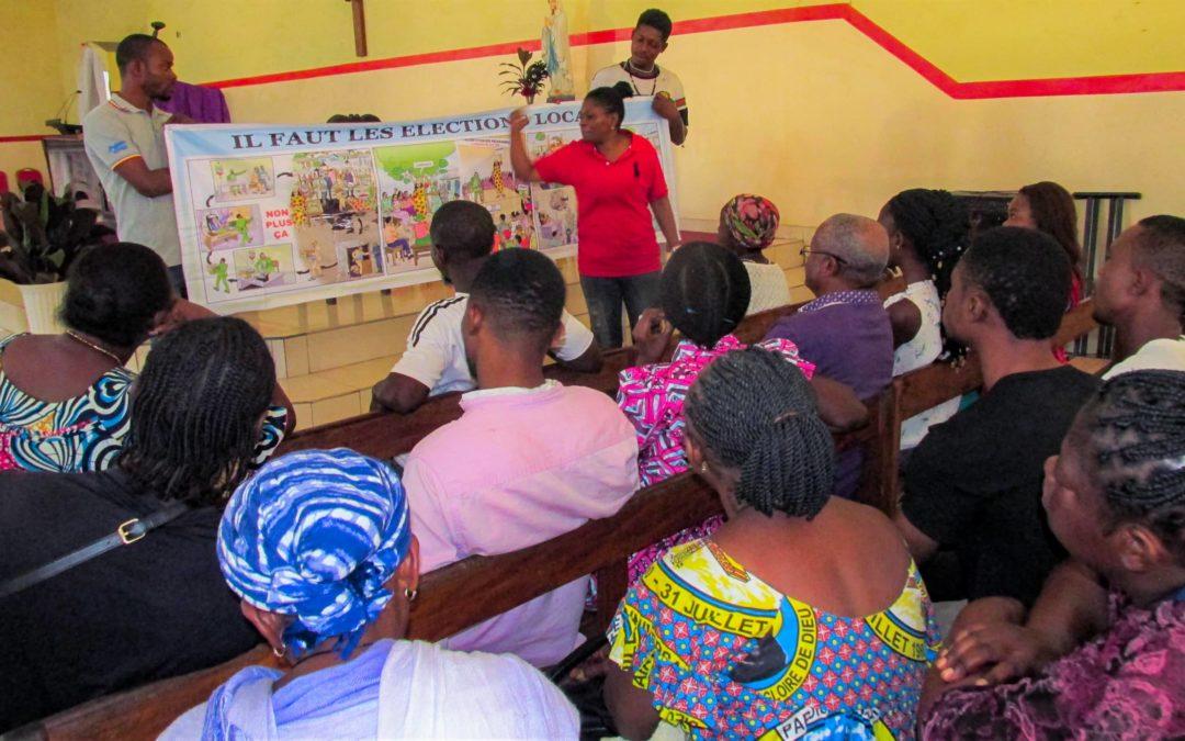 Renforcer la démocratie en République démocratique du Congo