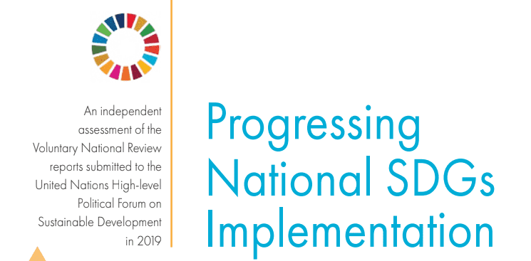Fourth Edition of Progressing National SDGs Implementation