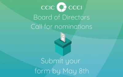Call for nominations to the CCIC Board of Directors