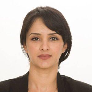 Lina Shamsadin