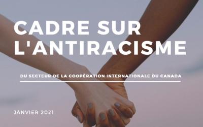 Lettre ouverte du groupe de travail sur l'Antiracisme